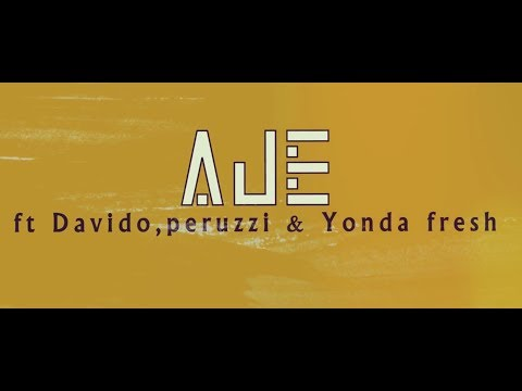DMW - Aje [Lyrics Video] ft Davido, Yonda, Peruzzi & Fresh VDM | FreeMe TV