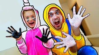 Lava tus manos Video educativo para niños en edad preescolar Mi Mi Kids