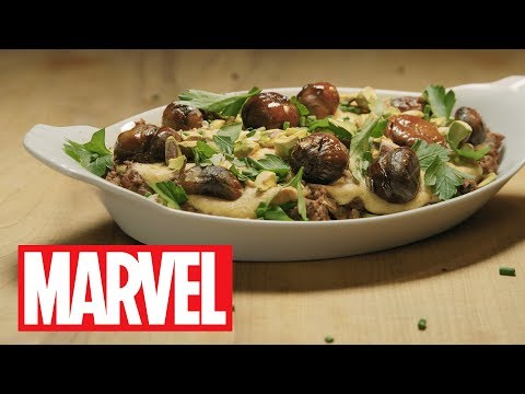 Squirrel Girl's Hot-Dish | Eat the Universe