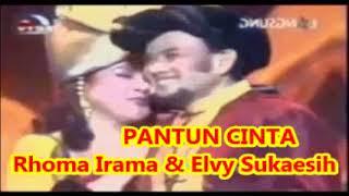 Rhoma Irama & Elvy Sukaesih -- PANTUN CINTA -- Musik : Soneta Group 1,05