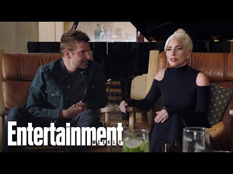 Lady Gaga & Bradley Cooper On The Star Is Born: 2018 Entertainers Of The Year | Entertainment Weekly