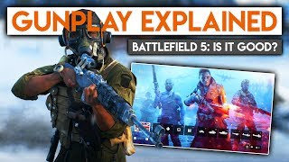 Battlefield 5 Gunplay Mechanics ► Is it Good?