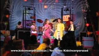 KIDS Incorporated - Karma Chameleon (1985) - Remastered/HQ