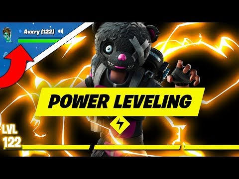 SUPERCHARGED XP! How to Level Up FAST and EASY in Fortnite Chapter 2! (Fortnite Battle Royale)