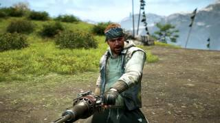 Far Cry 4 Limited Edition Trailer - Hurk