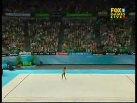 Odette Richard 2006 Commonwealth Games Clubs Team Final