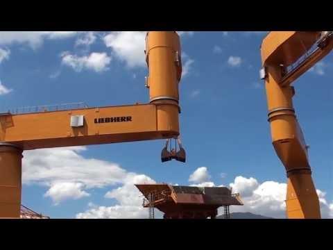Liebherr - MPG: Double Girder Slewing Crane