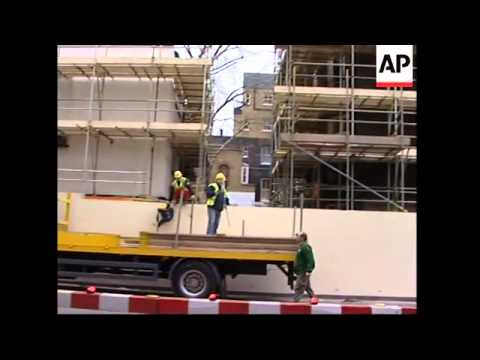 Bulgarian migrants working in the UK in wake of EU accession