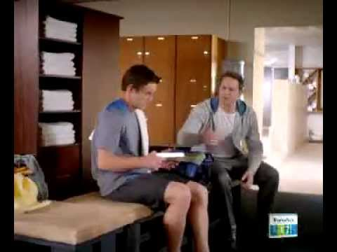 JUNE Latest Commercial: Karl Thaning in the 2012 T...