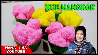 Download Mudah..!!! Buat Kue mangkok mekar merekah tepung beras