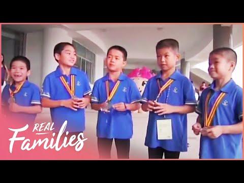Aggressive Child Threatens Teachers Daily | Britain's Challenging Children Documentary