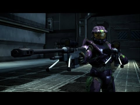 Red vs. Blue - We Own It (Action Montage)