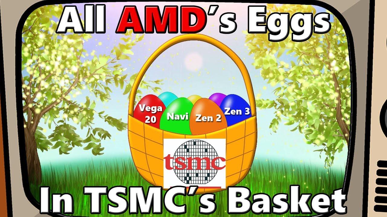 TSMC the King of the 7nm Hill! GloFlo on Hold INDEFINITELY?