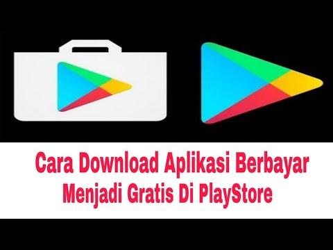 Cara Download Aplikasi Berbayar Di PlayStore Menjadi Gratis