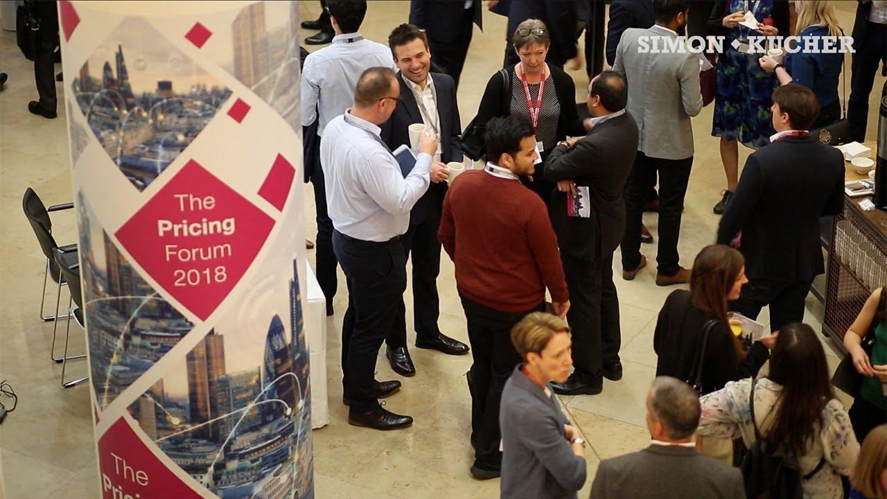 Simon Kucher S Pricing Forum 2018 Topline Growth In The Digital Age