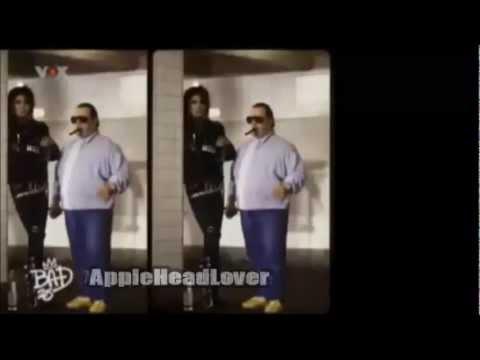 Michael Jackson - Behind the scenes of Bad (Music version)