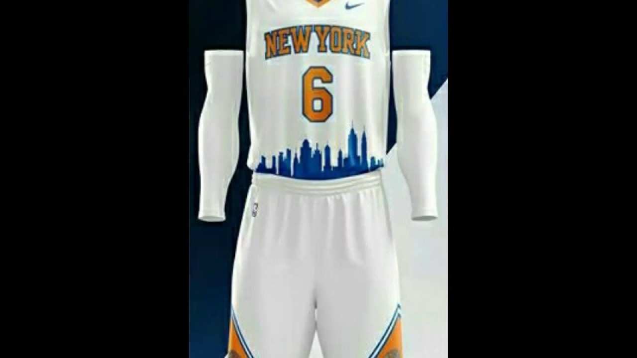 59814bf95 NBA 2017-2018 Jersey Concepts - YouTube