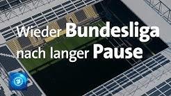 16. Spieltag in der Fußball-Bundesliga