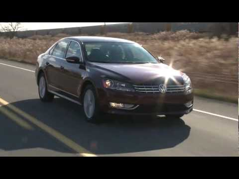 2013 Volkswagen Passat TDI - Drive Time Review with Steve Hammes