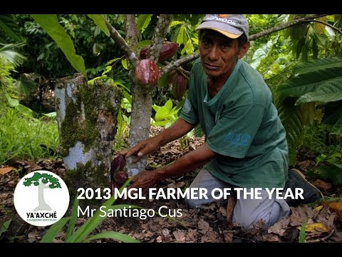 2013 Farmer of the Year - Santiago Cus