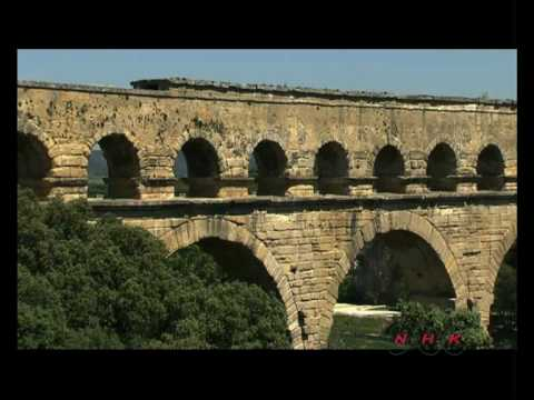 Pont du Gard (Roman Aqueduct) (UNESCO/NHK)