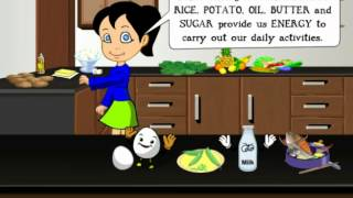 Healthy Food - Class 2 Science (Meritnation.com)