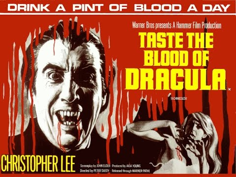Crítica a dos voces: El poder de la sangre de Drácula (1969/1970)