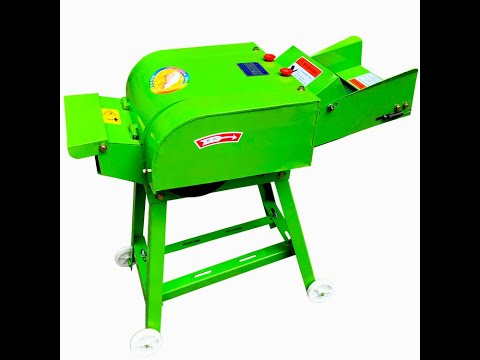 Chaff Cutter Small Household Grass Cutting Feed Machine for ...