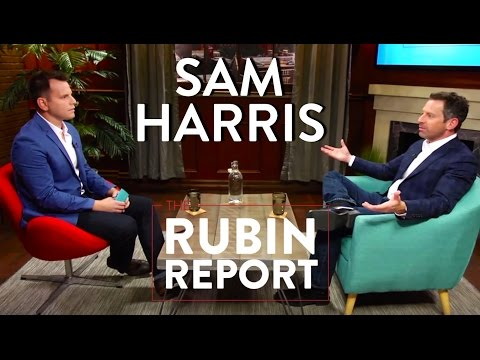Religion, Politics, Free Speech | Sam Harris | ACADEMIA | Rubin Report