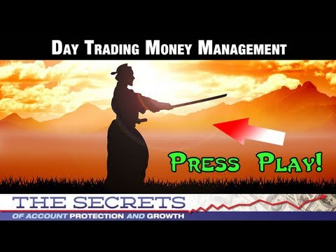Day Trading Money Management | Position Sizing | Stop Loss