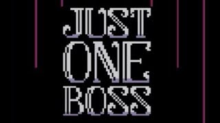 Just One Boss Walkthrough