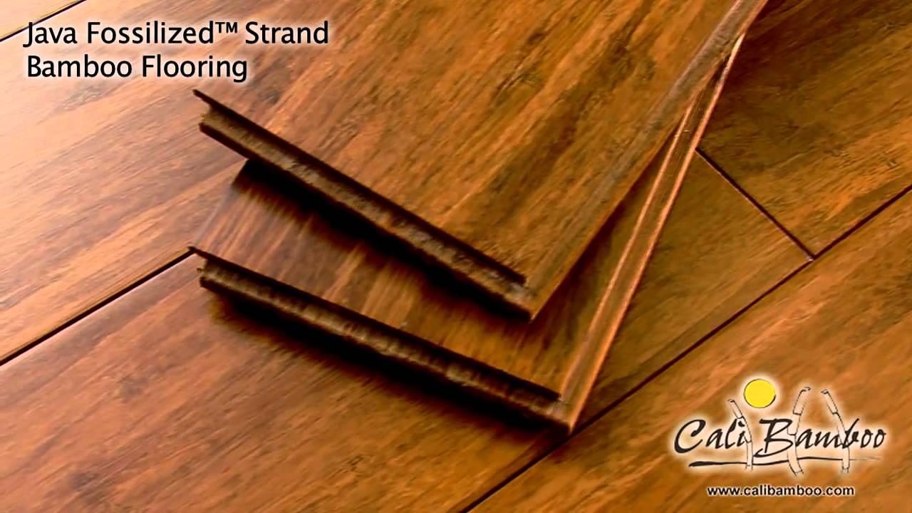 Cali Bamboo Fossilized™ Java Bamboo Flooring