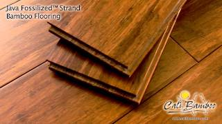 Cali Bamboo Fossilized™ Java Bamboo Flooring
