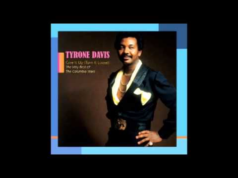 Tyrone Davis Give It Up :The Very Best Of The Columbia Years
