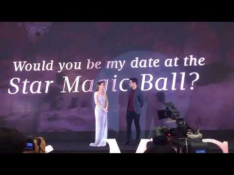McCoy de Leon's sweet Star Magic Ball date proposal for Ellise Joson #McLisseMakingMegaLaunch - Duur: 1:02.