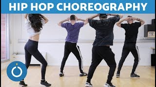 HIP HOP DANCE Choreography - Step by Step