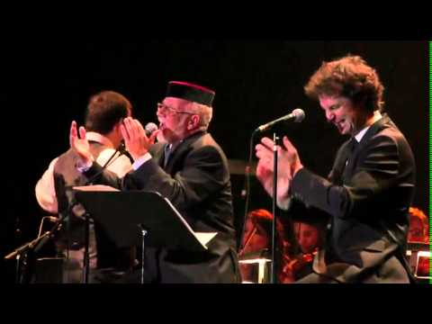 Rabbi Haim Louk, Alfonso Cid & Tom Cohen  Ya Bent Bladi  يا بنت بلادي  Montreal
