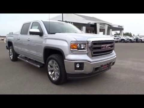 2015 gmc sierra 1500 slt crew cab slt 4x4 z71 off road package stockton ca 15g0223 youtube. Black Bedroom Furniture Sets. Home Design Ideas