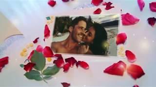 Видео-приглашение на свадьбу (№3)