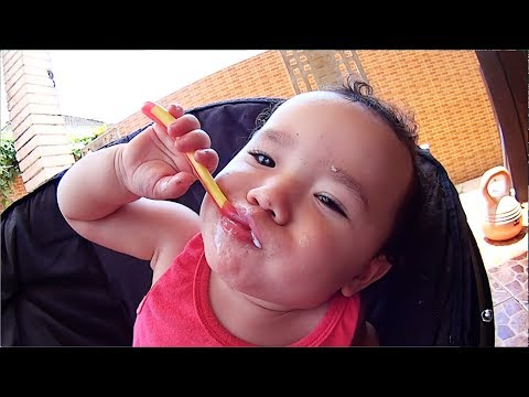 Mukbang and Heart-to-Heart with Baby Zee