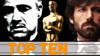 Die besten OSCAR-GEWINNER aller Zeiten (Kat. Bester Film) | TOP 10