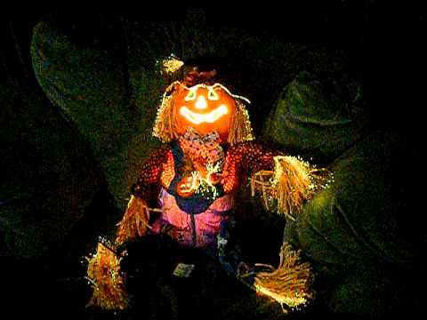 Halloween Fiber Optic Scare Crow For Sale On Ottawa Kijiji Youtube