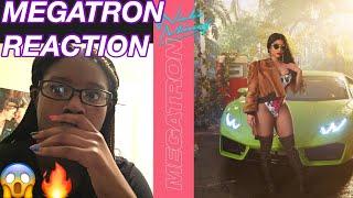 Nicki Minaj- MEGATRON (REACTION)