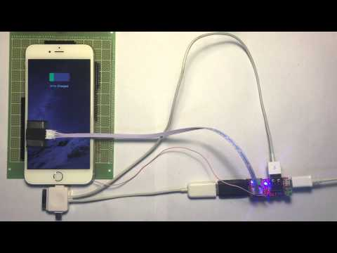 MFC Dongle Turbo Mode Function Full Work For IOS 8 Passcode Unlock - V6 Auto