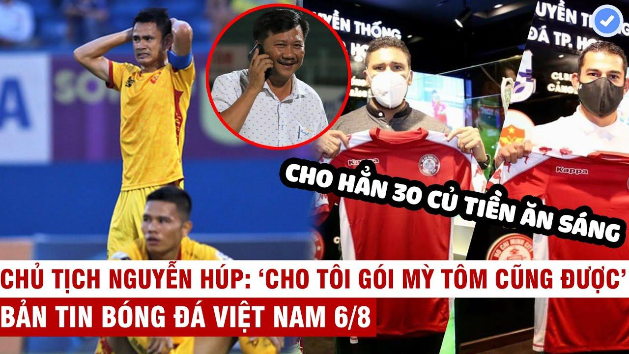 VN Sports 6/8 | Thanh Hoá tuyên bố bỏ V-League,CLB HCM chi 30tr tiền ăn sáng cho song sát Costa Rica