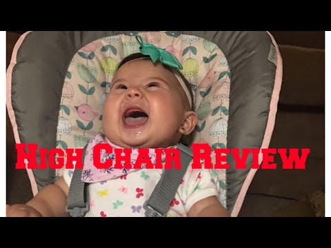 Ingenuity 3-1 High Chair Assembly & Review