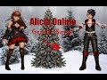 Alicia Online - Gender Swap Trolling + Happy December!