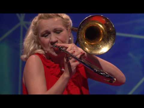 Jazz trombone   Gunhild Carling   TEDxArendal