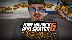 Tony Hawk's Pro Skater 5 Review (german)
