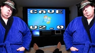 "Best Gaming Bedroom Tour - PC, XBOX, PS3, 90"" Projector Screen, Surround Sound & More"